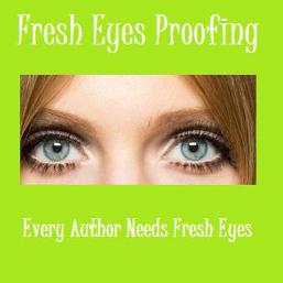 picture ad for Fresh Eyes Proofing
